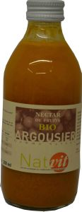 Nectar d'Argousier BIO 250 ml